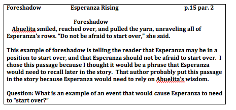 esperanza rising 5 paragraph essay